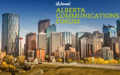 Alberta Communications Forum
