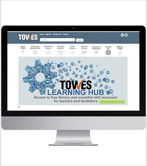 Learning organization gets a new web presence