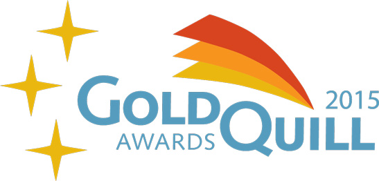 Golden Quill award from IABC for Context magazine