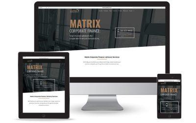 Matrix Corporate Finance gets a refresh