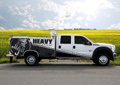 Bar J Heavy Mechanical